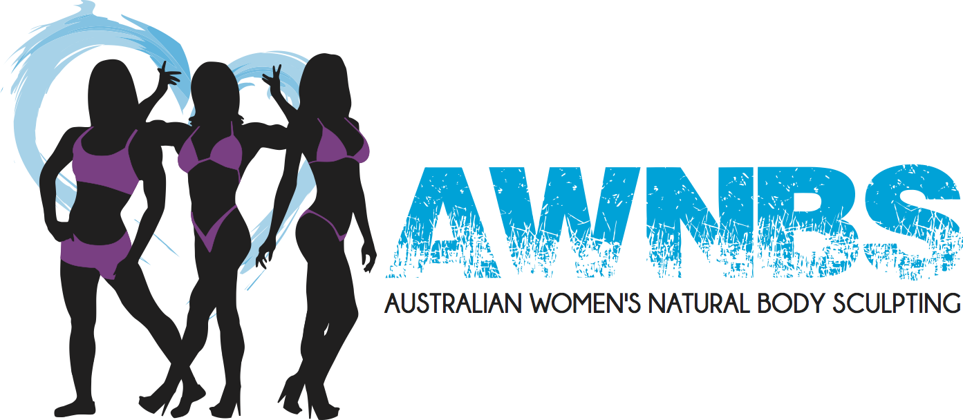 Australian Women's Natural Body Sculpting Event Categories